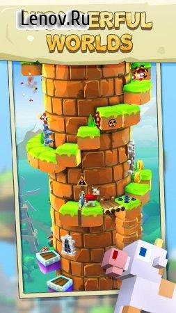 Blocky Castle v 1.9.2 (Mod Money/ads-free)
