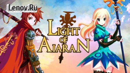 Light of Aiaran (обновлено v 1.70) Мод (High Attack Speed/Move Speed x2/Enemies Attack Speed /2)