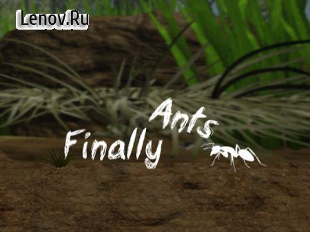 Finally Ants v 2.4 Мод (Endless resources)