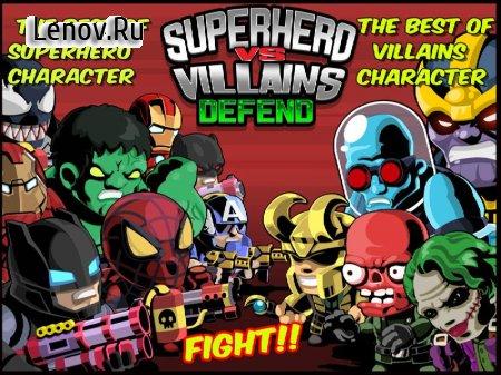 SuperHero VS Villains Defense v 1.1 (Mod Money)