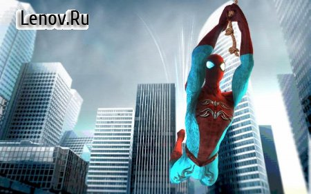Super Spider Strange War Hero v 1.2