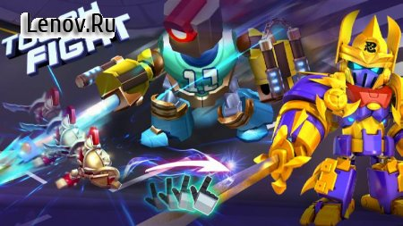 Herobots - Build to Battle v 18.25.12 Мод (1 Hit KO/Immortal)