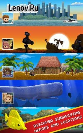 Desert Island Fishing (обновлено v 1.01) Мод (много денег)