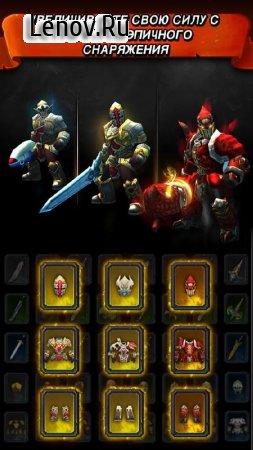 Tap Warriors: Tap Tap Jump (обновлено v 1.3.1) (Massive Damage/God Mode & More)