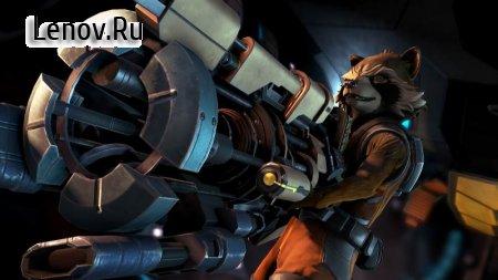 Guardians of the Galaxy TTG (обновлено v 1.08) Мод (Unlocked)