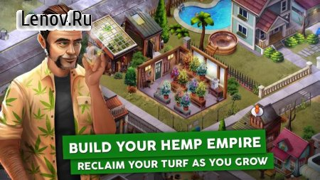 Hempire - Weed Growing Game v 1.22.0 Мод (Unlimited Diamond/Bucks/Keys/Karma)