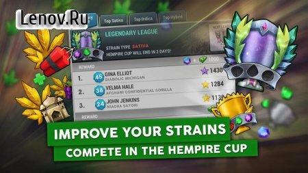 Hempire - Weed Growing Game v 1.21.5 Мод (Unlimited Diamond/Bucks/Keys/Karma)