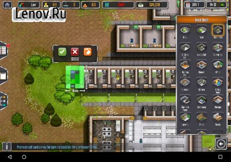 Prison Architect: Mobile v 2.0.8 (Mod Money)