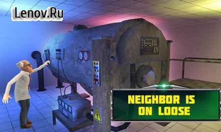 Crazy Neighbor in Town v 1.2
