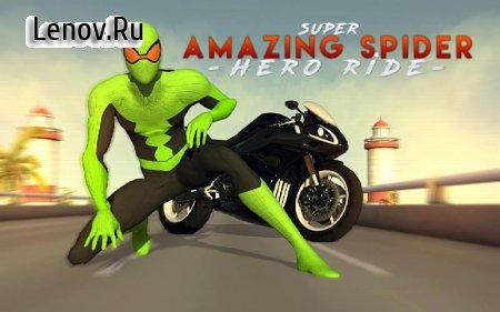 3D Hero Super Spider Rider v 1.2