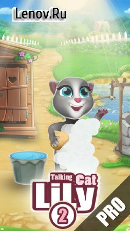 Talking Cat Lily 2 v 1.10.0 Мод (много денег)