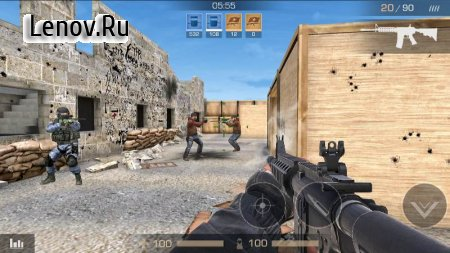 Standoff 2 v 0.10.3 Mod (Unlimited Ammo)