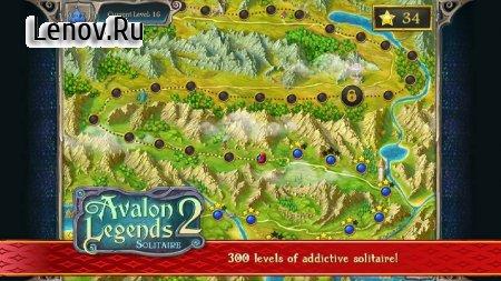 Avalon Legends Solitaire 2 v 1.0 (Mod Money/Unlocked)
