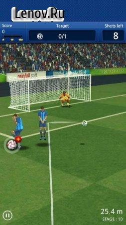 Finger soccer : Football kick v 1.0 (Mod Money)