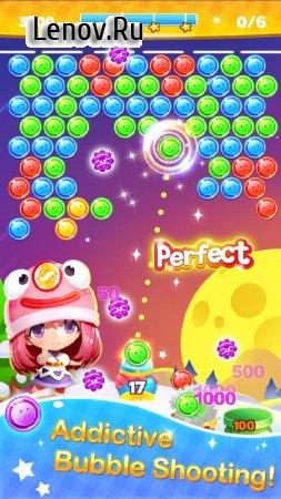 Bubble Shooter v 2.8 (Mod Money/Heart)