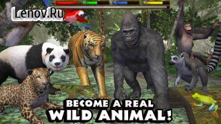 Ultimate Jungle Simulator v 1.1 Mod (Unlimited Skill Point)