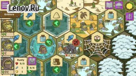 Griblers: offline RPG v 1.4.42 Мод (много денег)
