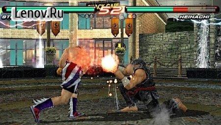 Tekken 6 on Android v.1.0
