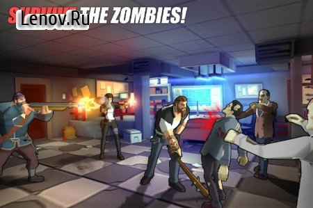 Zombie Faction - Battle Games for a New World v 1.5.1 Мод (много денег)