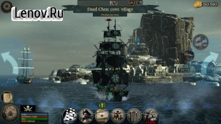 Tempest: Pirate Action RPG Premium v 1.4.6 (Mod Money)