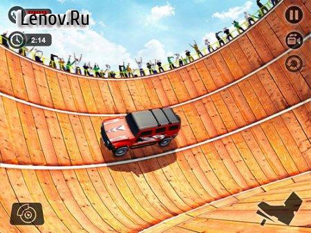 Well of death Prado stunt ride v 1.0