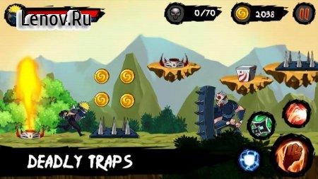 Ninja Runner Adventure v 1.0 (Mod Money)