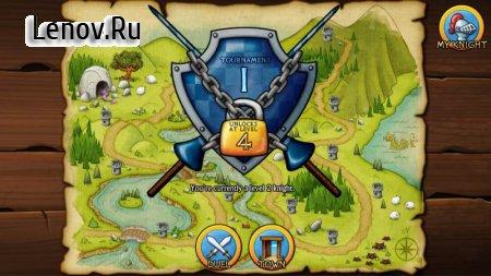 Swords and Sandals Medieval (обновлено v 1.4.0) Мод (Unlocked)