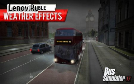 Bus Simulator 17 v 2.0.0 (Mod Money/Unlocked)
