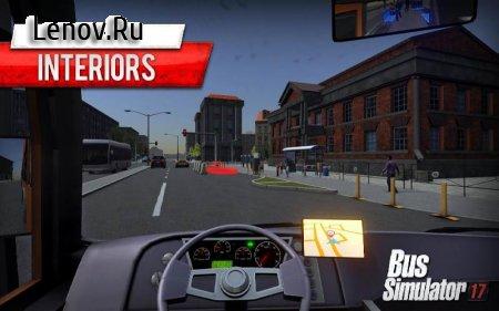 Bus Simulator 17 v 1.10.0 (Mod Money/Unlocked)