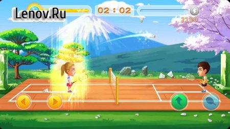 Badminton Star 2 v 1.7.133 (Mod Money)