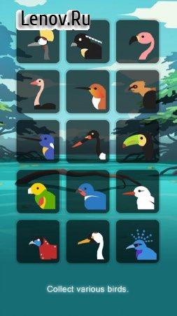 Birdstopia - Idle Bird Clicker v 1.2.8 Мод (Free Shopping)