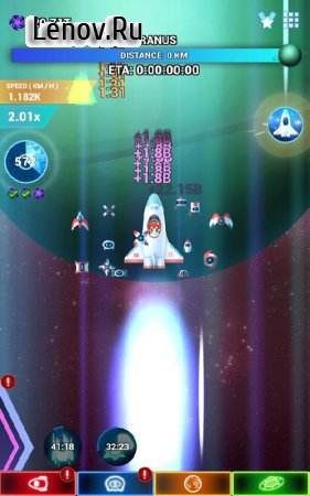 Star Tap - Idle Space Clicker (обновлено v 1.6.0) (Mod Money)