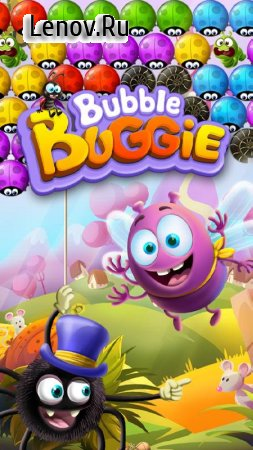 Bubble Buggie Pop v 1.9 Мод (Unlimited Lives/Coins/Rubies/Boosters)
