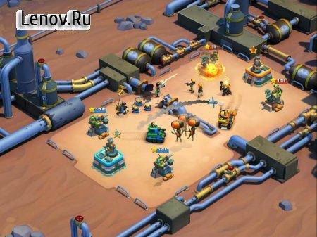 Blitz Brigade: Rival Tactics (Блиц Бригада: Тактика) (обновлено v 1.1.2q)