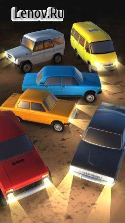 Evil Mudu - Hill Climbing Taxi (обновлено v 1.5.4.build.29) Мод (много денег)
