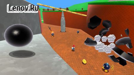 Super Mario 64 HD v 1.0