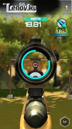 Shooting King v 1.4.6 Мод (Unlimited Gold/Diamonds)