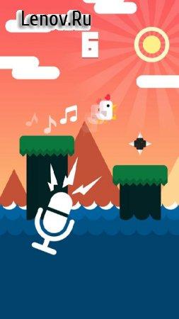 Chicken Scream v 1.6.1 Мод (Unlocked/ads-free)