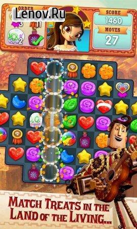 Sugar Smash v 3.56.107.808100817 Мод (Unlimited Lives/Money/Lollipops/Gold/Unlocked)