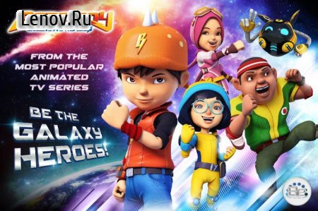 BoBoiBoy: Galactic Heroes RPG (обновлено v 1.0.14) Мод (Click Auto Skill = instant win)