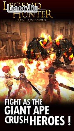 Legend Hunter-Devil Unleashed v 1.0 Мод (Damage x10/Defense x10)