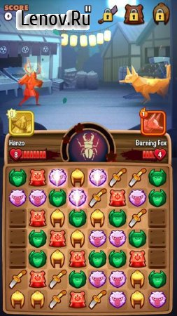 Kubo: A Samurai Quest™ v 3.1.1 Мод (Unlimited coins/gems/energy)