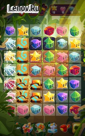 Jungle Cubes v 1.57.01 (Mod Money)