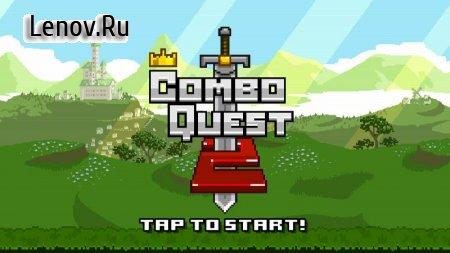 Combo Quest 2 v 1 (Mod Money)