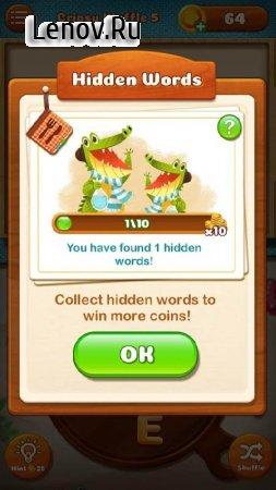 Word Puzzle - Cookies Jumble (обновлено v 0.32) (Mod Money & More)