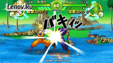 Dragon ball: Tap battle v 1.1