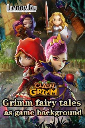 Clash Grimm v 1.5.0 (God Mode/Damage x10)