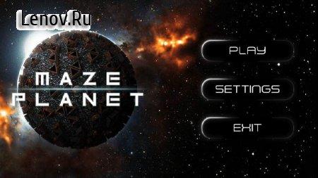 Maze Planet 3D 2017 v 1.2 (Mod Stars/Unlocked/Ad-Free)