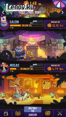 Dungeon, Inc. v 1.7.3 (Mod Money)