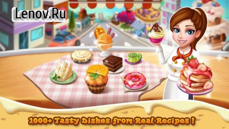 Rising Super Chef 2 v 3.5.2 (Mod Money)